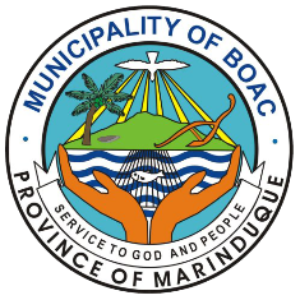 Official Logo of the Municipality of Boac Marinduque